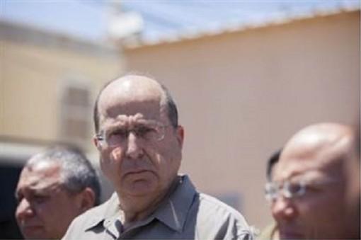 Moshe Yaalon M. Defensa israel