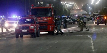 Ola atentados suicidas talibanes en Kabul