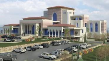 Palacio para Abbas