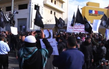 Palestinos apoyan a ISIS
