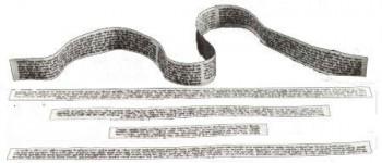Rollos de los Tefilin