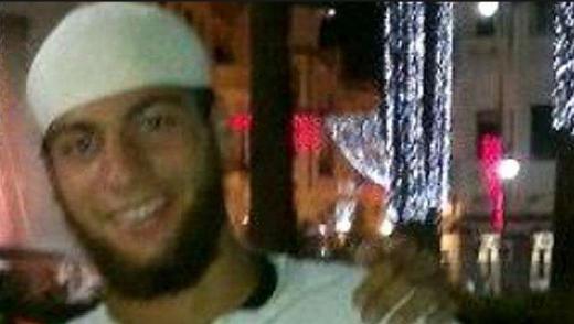Terrorista del tren a París