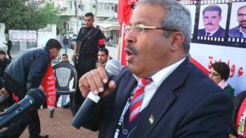 Funcionario palestino Partido Popular en Gaza Walid Awadh (Awadh Walid página de Facebook)