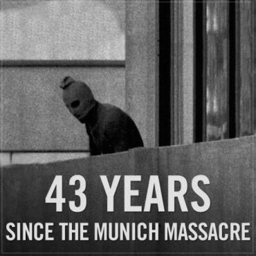 43 años de la masacre de Munich