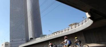 Ayalon Highway Tel Aviv Yom Kippur