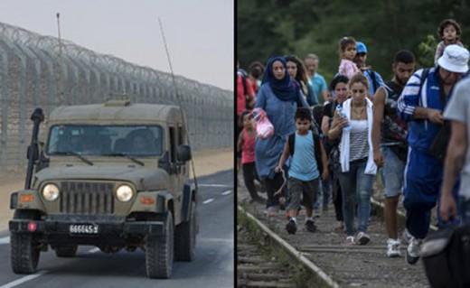 Egipto y Europa compran valla a Israel x Hatzad Hasheni