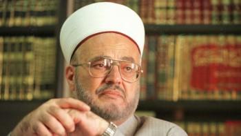 El ex Mufti de Jerusalén, jeque Ekrima Sabri (AP / Joao Silva)