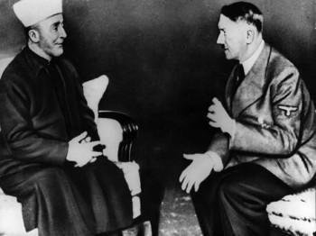 hitler y el mufti