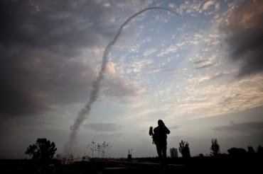 Israel Intercepts Missile Attack On Tel Aviv