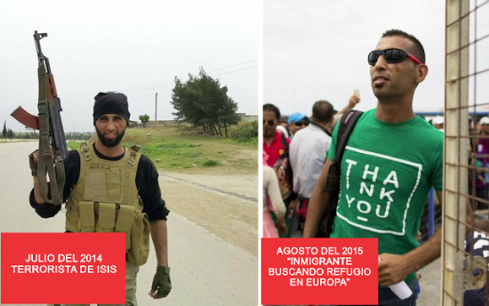 ISIS REFUGIADO