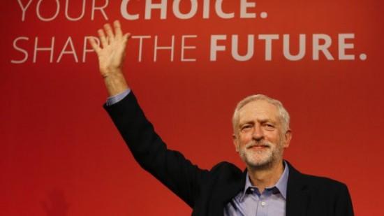 Jeremy Corbyn nuevo lider laborista Reino Unido