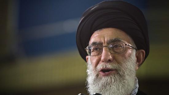 Khamenei lider supremo Irán