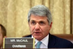 Presidente de Seguridad Nacional Rep. Mike McCaul, (AP / Lauren Victoria Burke)