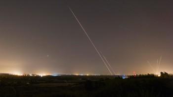 Misil contra Sderot