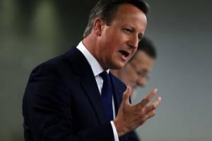 El primer ministro británico, David Cameron. (AP / Francisco Seco)