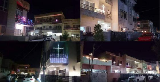 RESISTENCIA CRISTIANA EN SIRIA