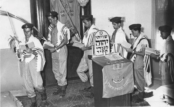 Sucot IDF Guerra de Yom Kipur
