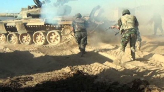 The-Syrian-army-has-flushed-out-Takfiri-militants-from-a-strategic-town