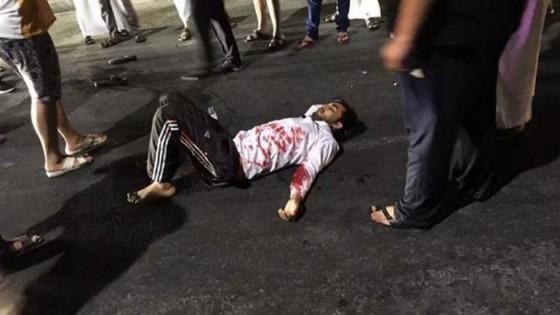 Ataque mezquita arabia saudí ISIS
