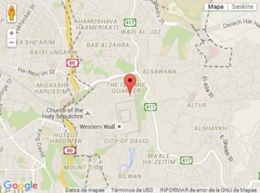 Atentado en Jerusalem cerca de la Puerta del León