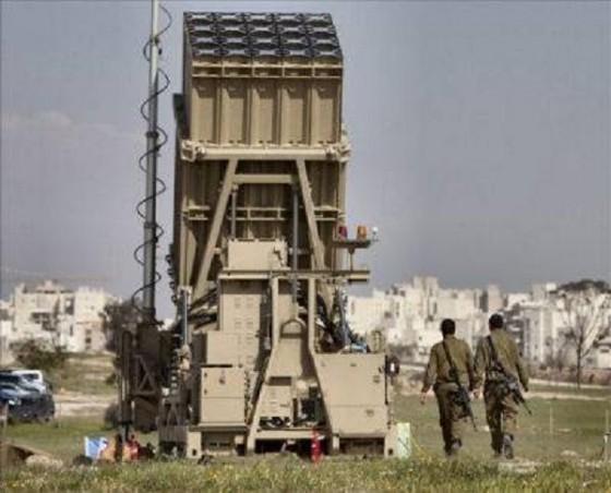 Bateria Antimisiles Israelí para Bahreim