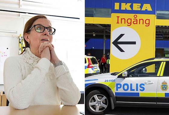 Carolina Herling asesinada junto a su hijo por muslím en Suecia