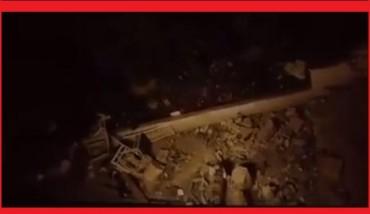 Demolición casa de terrorista eh Hebron