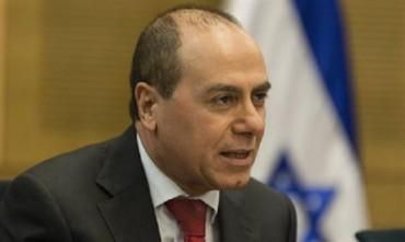 El ministro del Interior, Silvan Shalom