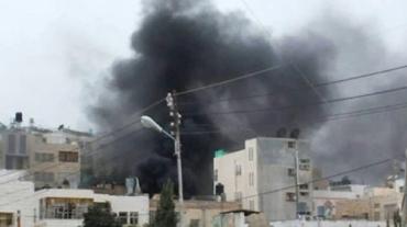 Enfrentamientos-Hebron
