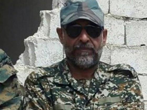 General irani Farshad Hassounizad