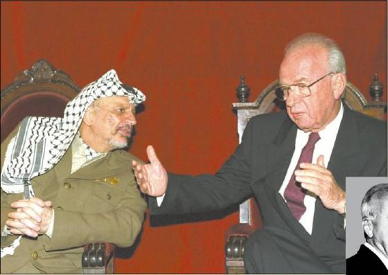 Itzjak Rabin-Arafat