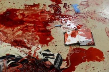 Masacre en Sinagoga en Har-nof Jerusalém