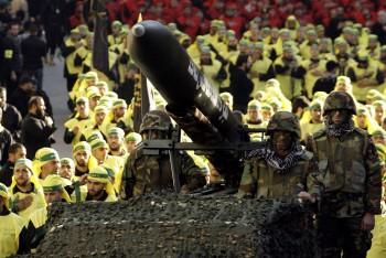 Misil de Hezbollah