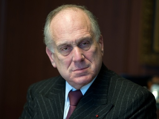 President of the World Jewish Congress (WJC) Ronald S Lauder is pictured in Berlin, Germany, on January 30, 2014. WJC President Ronald S. Lauder said there were still thousands of priceless artworks in the hands of individuals and museums that were stolen from Jews under the Third Reich and said the country was not legally equipped to handle such cases.   AFP PHOTO / DPA/ BRITTA PEDERSEN /GERMANY OUTBRITTA PEDERSEN/AFP/Getty Images