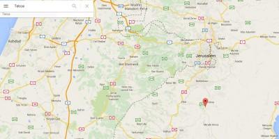 Tekoa al Sur de Jerusalém Bethlehem