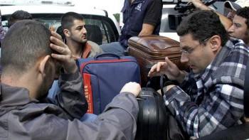 Los ciudadanos sirios detenidos en Honduras emprendieron su viaje en Líbano, siguieron a Turquía, luego Brasil, Argentina, Perú y Costa Rica hasta Tegucigalpa.