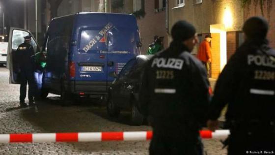 2 Terroristas islamicos dentenidos en Berlin