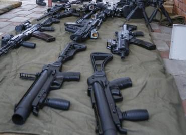 Armas atentado Paris