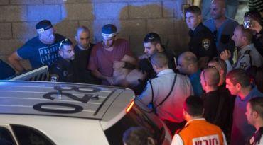 ATENTADOS TERRORISTAS PALESTINOS EN ISRAEL 19-11-15