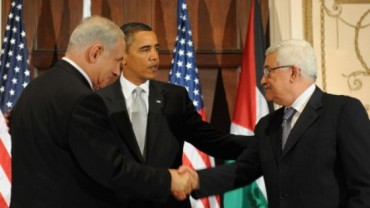 Bibi Obama Abbas