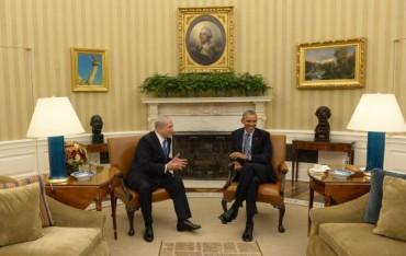 BIBI y Obama Noviembre 2015