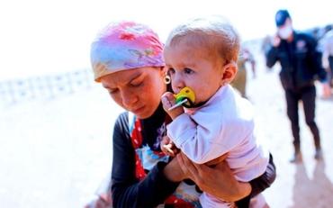 El-Estado-Islámico-crucifica-decapita-y-entierra-vivos-a-los-niños-cristianos