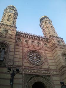 Gran Sinagoga Budapest