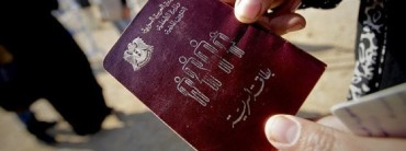 pasaporte sirio falso