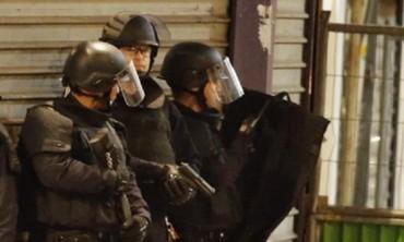 Policias en Toulouse