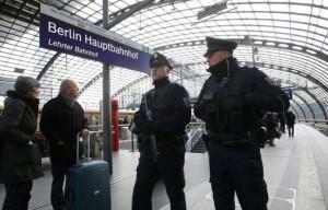 Polis alemanes