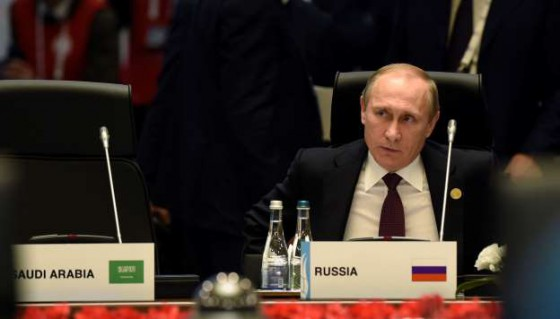 PUTIN ACUSA A ALGUNOS DEL G20 DE SER ISIS