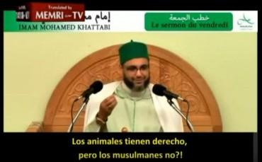 Sermon en francia muslim el día de los atentados