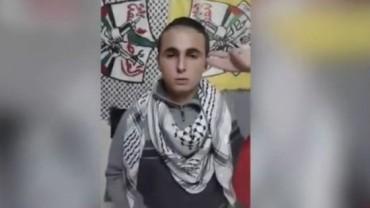 Tarado apuñalador árabe Bara'a Issa terroristas de la AP
