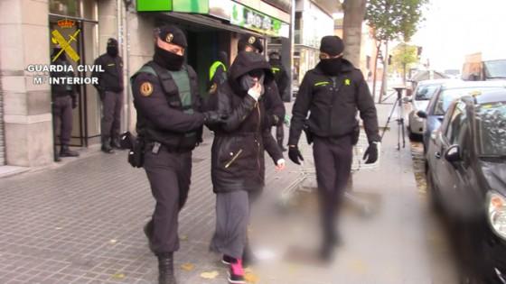 Tres islamistas detenidos en Barcelona y Granollers